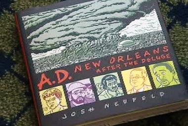 New Orleans 5 let poté - Katrinu připomíná komiks a román