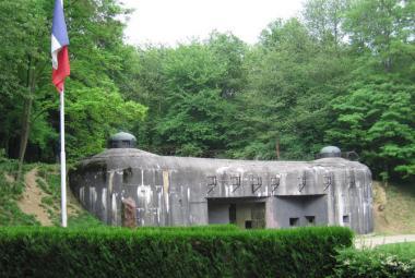Maginotova linie nezabránila pádu Francie, pevnosti ale vydržely