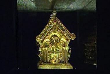 Relikviář sv. Maura slaví výročí
