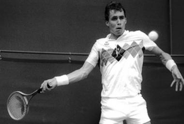 Ivan Lendl, jeden z nejlepších tenistů historie