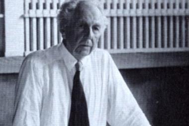 Americký architekt Wright získal věhlas po celém světě