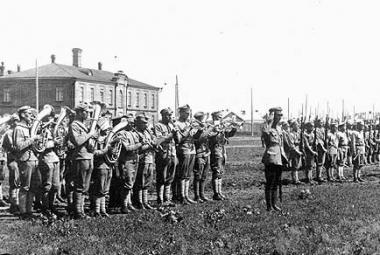 Boj československých legionářů proti bolševikům se změnil v boj o holý život