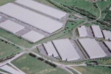 Stovky lidí podepsaly petici proti stavbě průmyslových hal v obci Libouchec na Ústecku