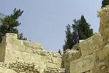 V Jeruzalémě objevili archeologové hradby z biblických dob