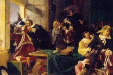 Vypukla druhá pražská defenestrace