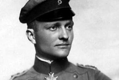 Zemřel baron Manfred von Richthofen