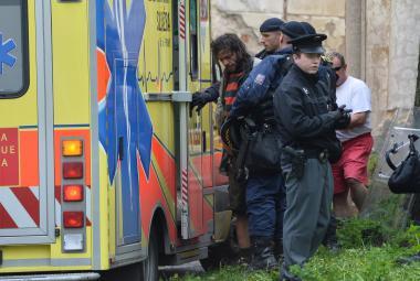 Prověřte postup policistů při vyklízení Cibulky, řekl žalobcům Ústavní soud