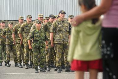 Děti na ZŠ se připravují k obraně státu, učitele proškolí armáda