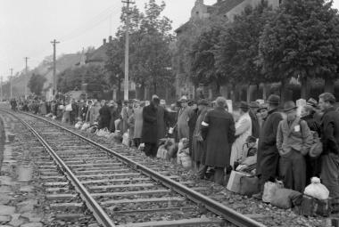 Benešovo likvidování německé otázky, odejít musely tři miliony Němců