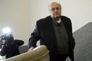 Bývalý soudce Ondřej Havlín