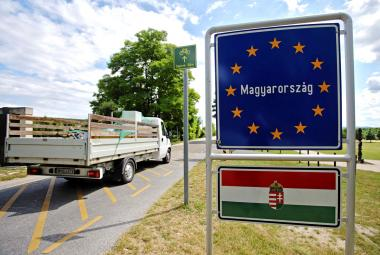 Maďarská hranice
