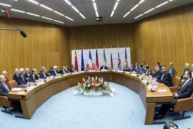 Závěrečná jednání o íránském jaderném programu