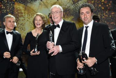 Evropské Oscary ovládlo Mládí