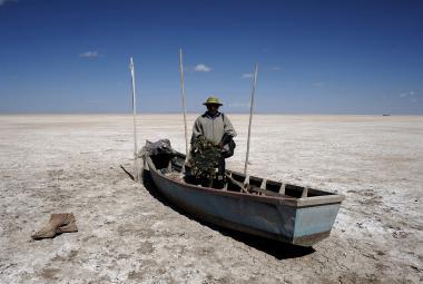Fotografie roku 2015 - Klimatické změny, ekologie a životní prostředí