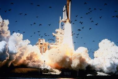Největší tragédii v historii vesmírných letů sledovali diváci v přímém přenosu
