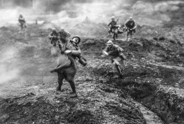 Verdunský mlýnek za deset měsíců semlel 700 tisíc vojáků