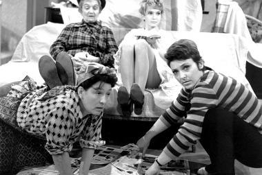 Cyankáli? Arsen! Taková normální rodinka v televizi jančí už 45 let
