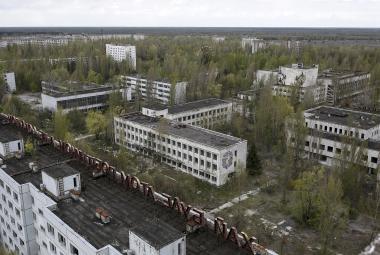 Havlova návštěva přinesla naději na nový život. První černobylští Češi se vrátili před třiceti lety