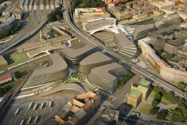 Martin Barry: Už bylo na čase, aby v Praze byla nová moderní budova
