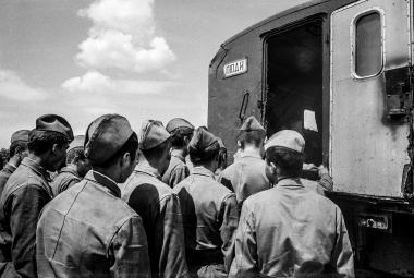 Fotografie ukazují konec sovětské okupace