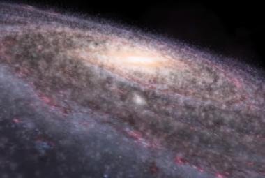 Týden ve vědě: Od váhy na Mléčnou dráhu po matku všech bouří na Marsu