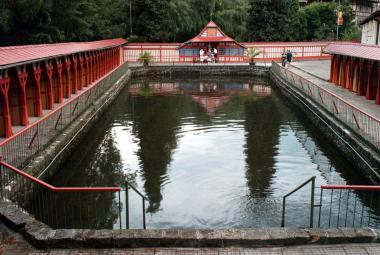 Jurkovičovy říční a sluneční lázně se po letech chátrání budou opravovat