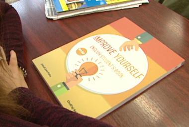 Učebnice angličtiny Improve yourself