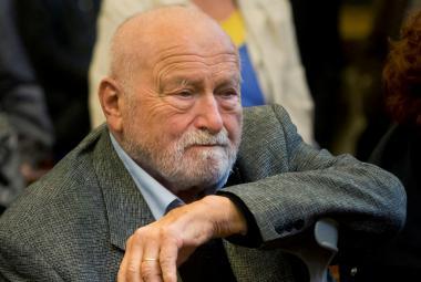 V 91 letech zemřel akademický sochař Olbram Zoubek