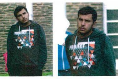Policie zveřejnila fotku hledaného muže
