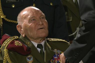 Jaroslav Klemeš obdržel Řád bílého lva