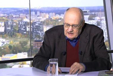 Bělohradský: Spor kolem dění 28. října je epizodou v boji vyvolených se zvolenými