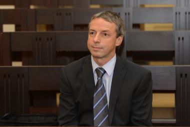 Bývalý pražský primátor Pavel Bém