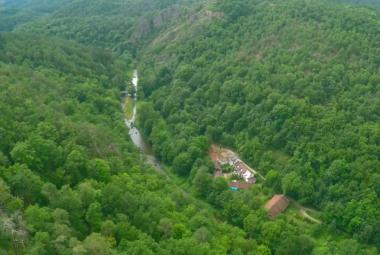 Vodohospodáři ustoupili. Přehrada Čučice v chráněném údolí Oslavy nebude