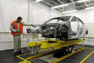 Slováci se podílejí i na výrobě vozů společnosti Škoda Auto v Kvasinách.