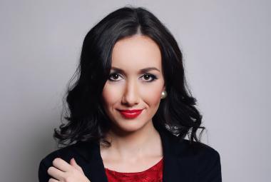 Kateřina Etrychová, redaktorka zahraniční redakce ČT