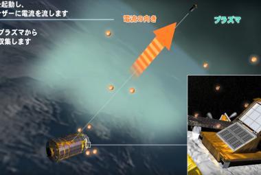 Japonská mise měla vyčistit vesmírný odpad u Země. Skončilo to neúspěchem