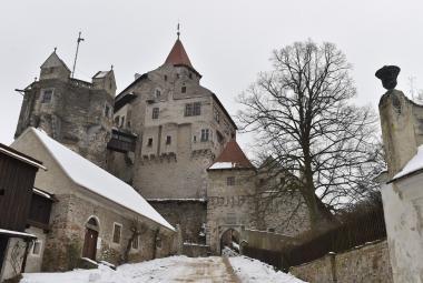 Jedinečná zahrada u hradu Pernštejn se po dvou stech letech dočká obnovy