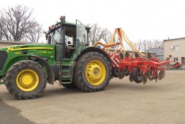 České farmy se v rámci experimentu začaly připravovat na klimatické změny