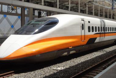 Japonský vlak THSR 700T