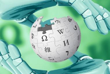 Česká Wikipedie slaví 15 let. Zabrala by 190 000 knih