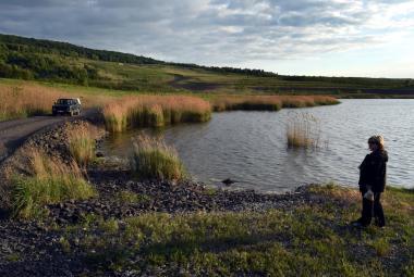U jezera Milada se zatím stavět nesmí, v okolí zůstaly zásoby uhlí