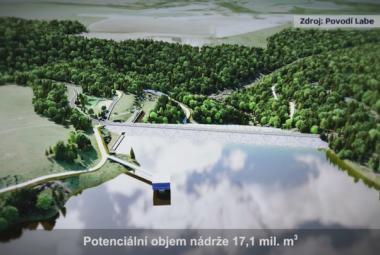 Stát zvažuje stavbu přehrady v Orlických horách. Proti jsou ekologové i místní
