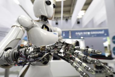 Umělé inteligence, droni a 5G internet. 10 nejzajímavějších novinek na veletrhu CeBIT