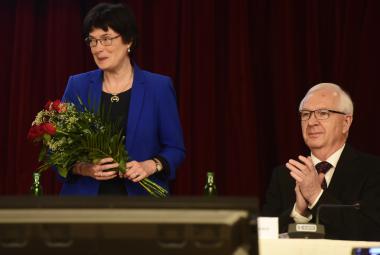 Vědci mají jubilejní akademický sněm, poslední předsedy Drahoše