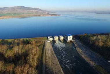 Z Nových Mlýnů odtéká sedminásobně víc vody. Pomůže suchem ohroženým lužním lesům