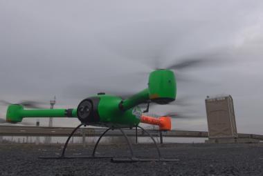 Horníkům pomáhá nový dron. Odhalí požár dřív, než vypukne