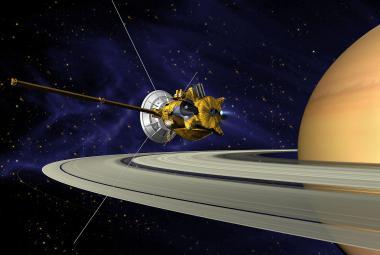 Cassini ukončí dvacetiletou misi velkolepou sebevraždou