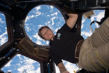 Překonala i muže: Astronautka Peggy Whitsonová přepsala rekord v délce pobytu ve vesmíru