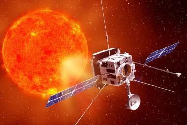 Do vesmíru odstartovala sonda Solar Orbiter. Na čtyřech z deseti přístrojů pracovali Češi