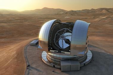 V Chile začali stavět největší dalekohled na světě. Bude hledat druhé Země
